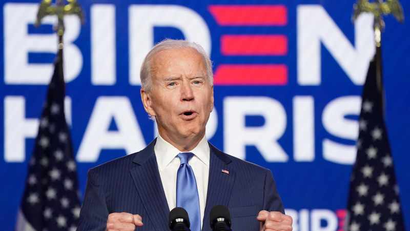 'We're going to win this race': Joe Biden predicts victory as his lead over Trump grows, Newsline