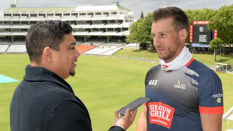 Titans can expect our A team, says Janneman Malan as Six Gun comes out firing for Cobras, Newsline