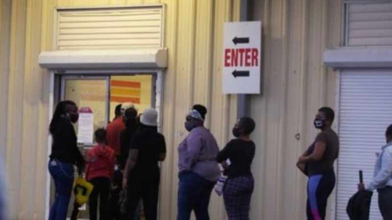 Record-breaking early voting in US election tops 80 million, Newsline