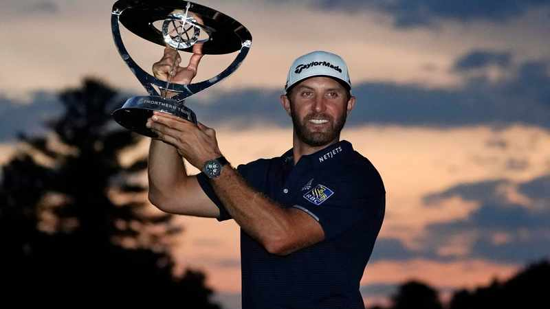 ee794aba 2edc 5927 96be 55269756df22 - Johnson romps to 11 shot win at Northern Trust