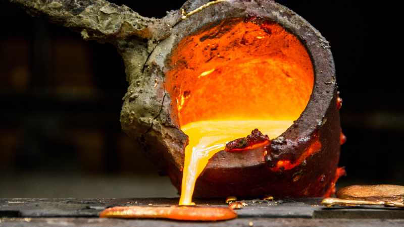 Gold investors take new aim at miners with returns falling short, Newsline