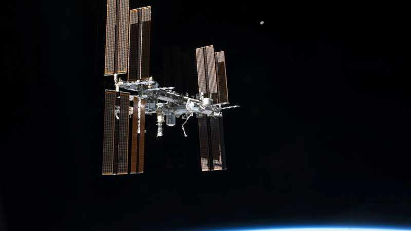 Space station air leak forces middle-of-night crew wakeup, Newsline