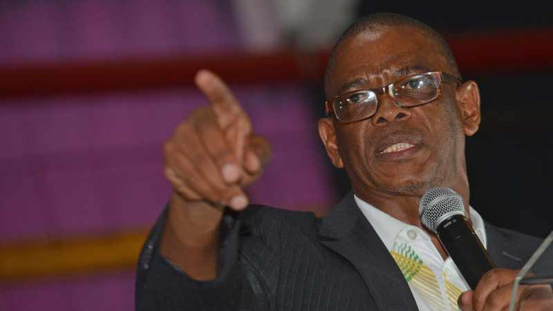 Ace Magashule cleared of claims that he played a role in forming ATM, Newsline