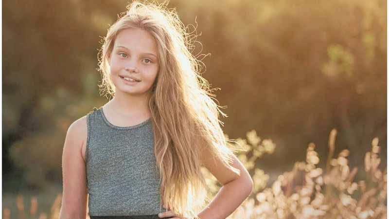 Despite rare cancer Lorraine,11, opts to live life to the fullest, Newsline