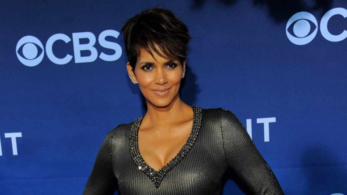 Halle Berry's first orgasm was when she was 11. Picture: AP