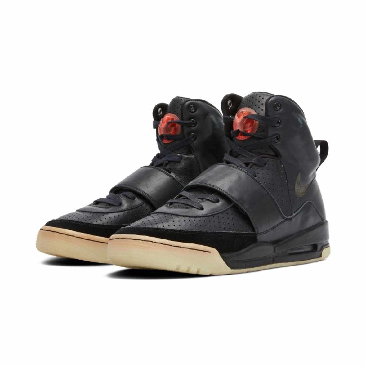 Picture: Kanye West's Air Yeezy sneakers from his 2008 Grammys performance, Sotheby's