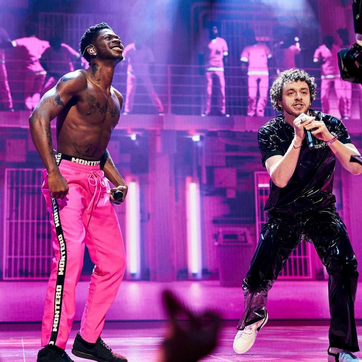 Picture: Lil Nas X and Jack Harlow, Instagram/@vmas