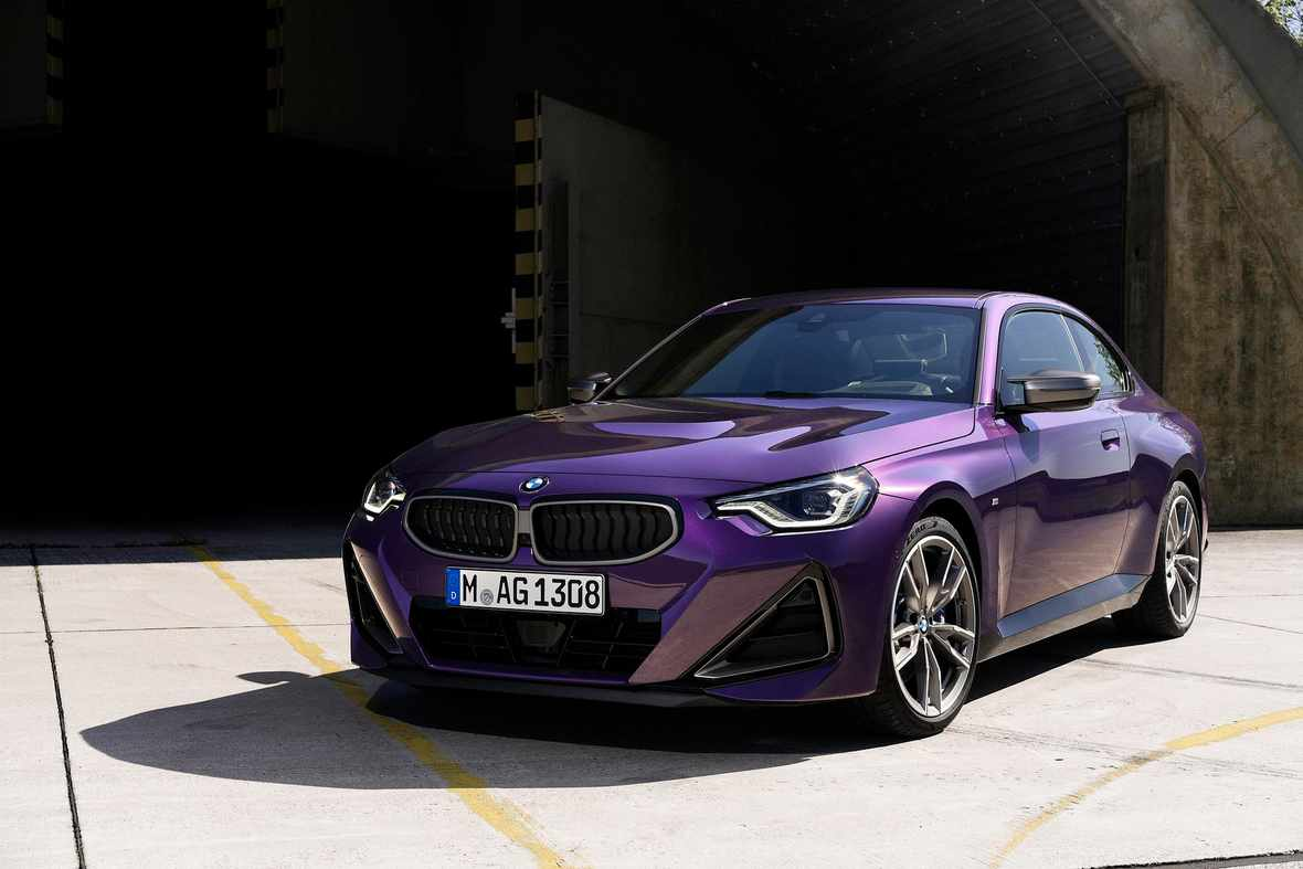Picture: The BMW 2 Series Coupé courtesy of BMW
