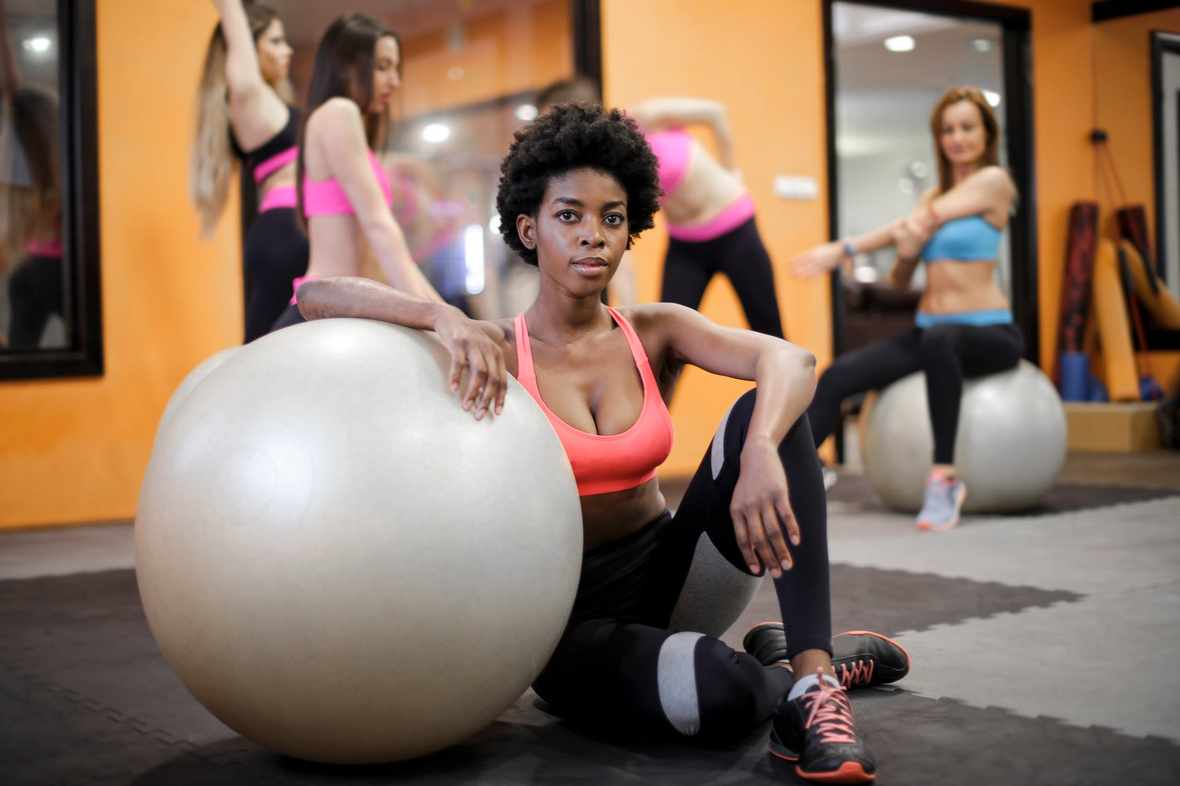 Women at the gym, Image: Pexels