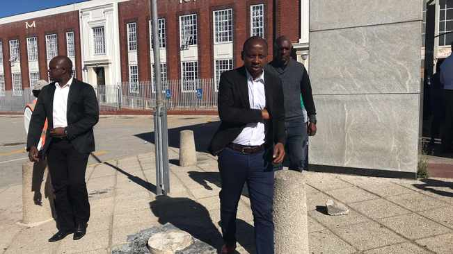 VIDEO: Andile Lungisa says he 'was very scared' during ...