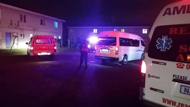 Verulam taxi boss shot dead in front of wife