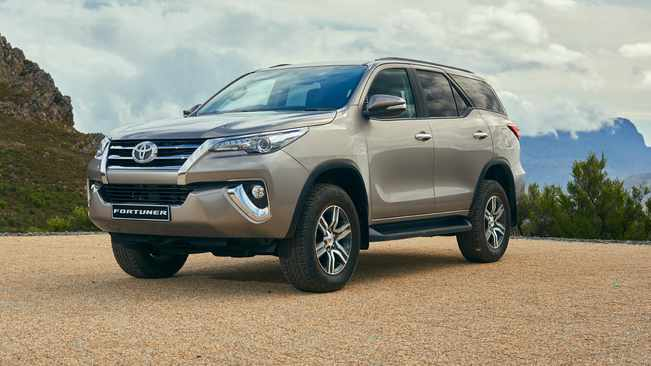 New Fortuner a much improved formula