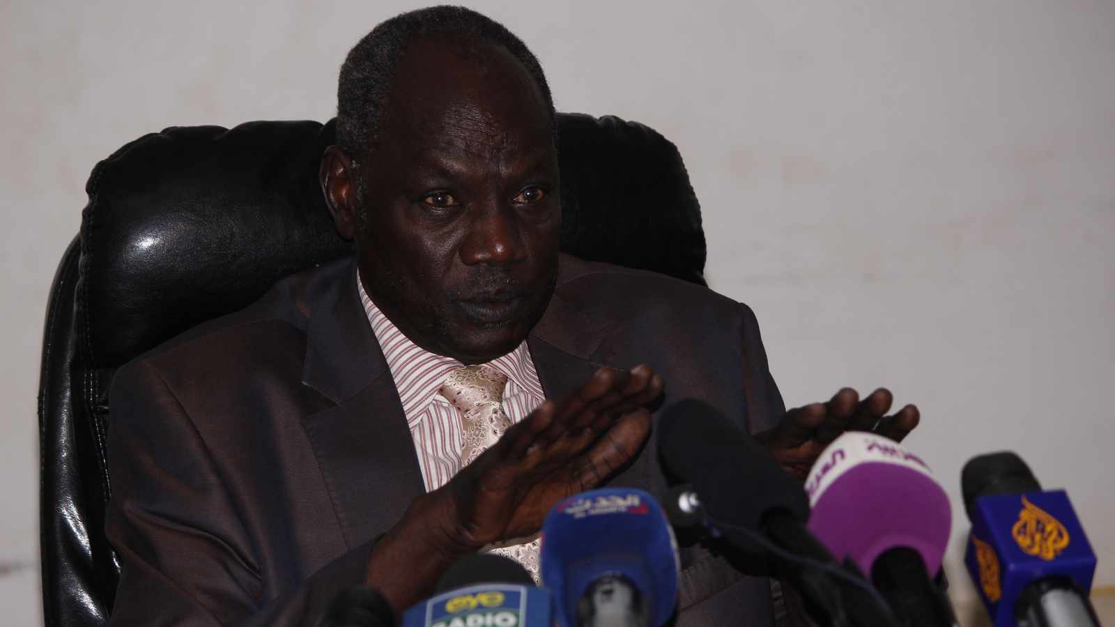 US slaps sanctions on South Sudanese officials