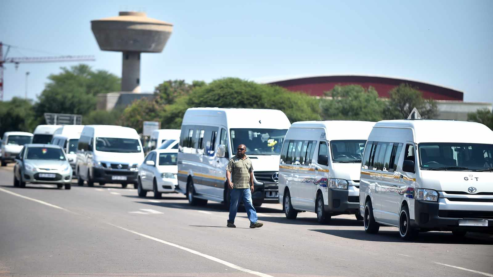 SA Lockdown: No taxis or jogging for 21 days