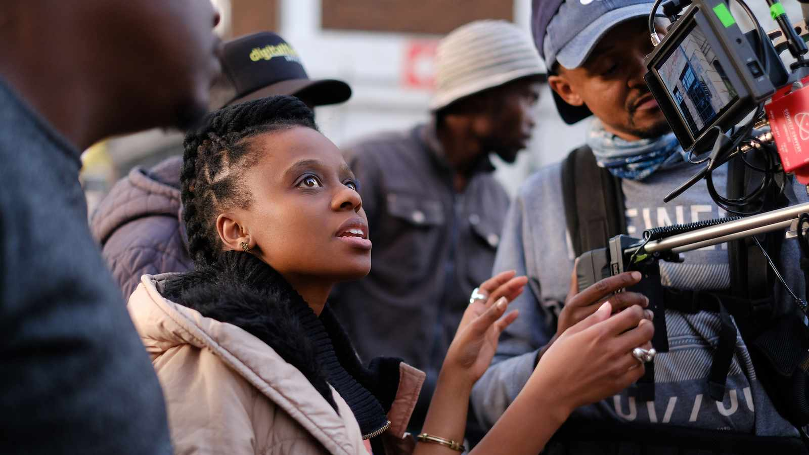 New Showmax Original series starts shooting in Johannesburg
