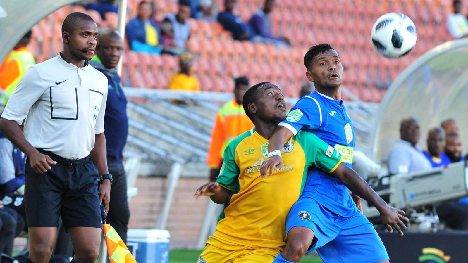 Steenberg promoted to NFD