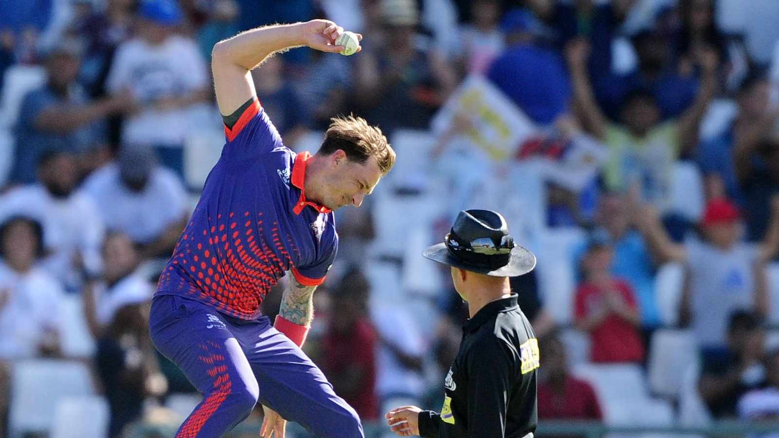 Steyn: 'I enjoy what I do and it shows'