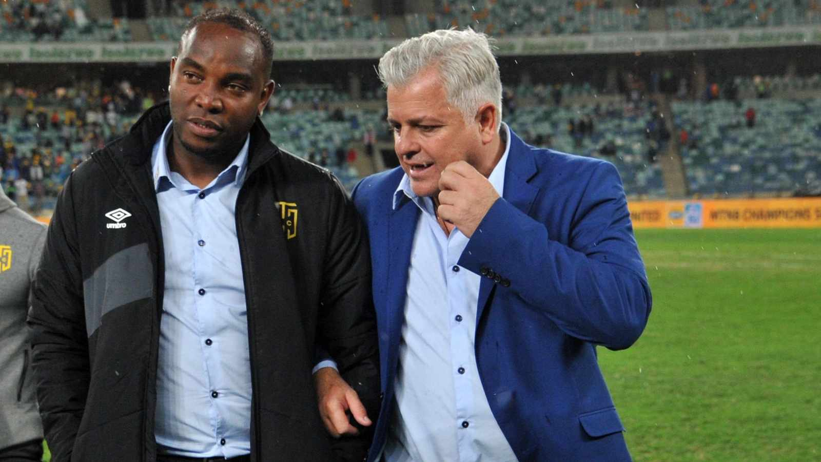 Benni McCarthy: 'I'm not going back to Cape Town City'