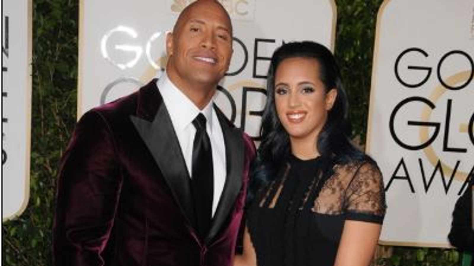 The Rock's daughter joins WWE