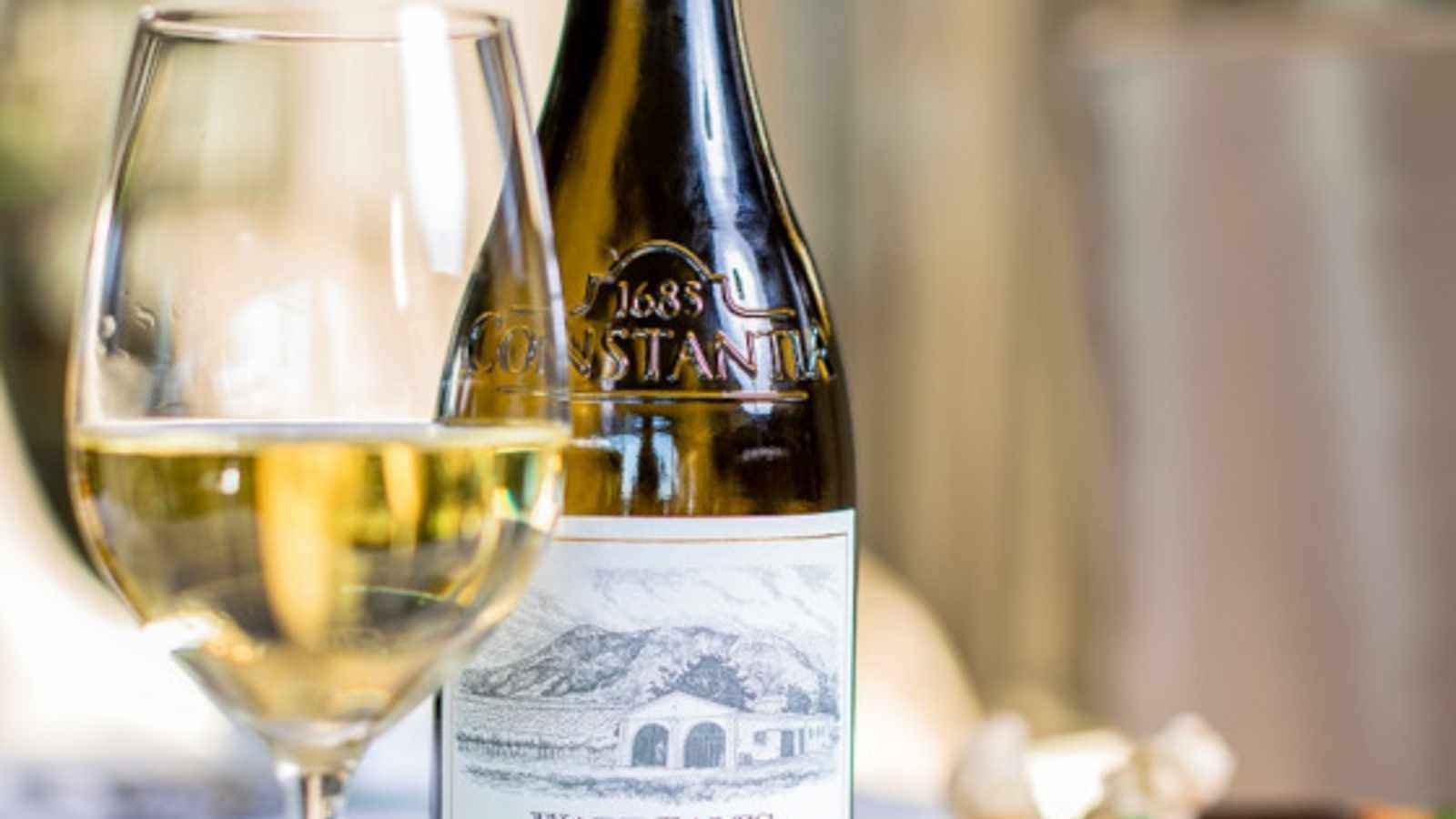 The new Wade Bales Constantia White 2018—a stylish offering