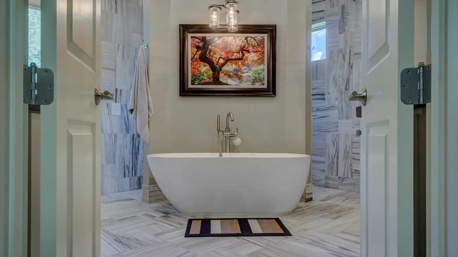 Affordable fixes that will transform your rental bathroom