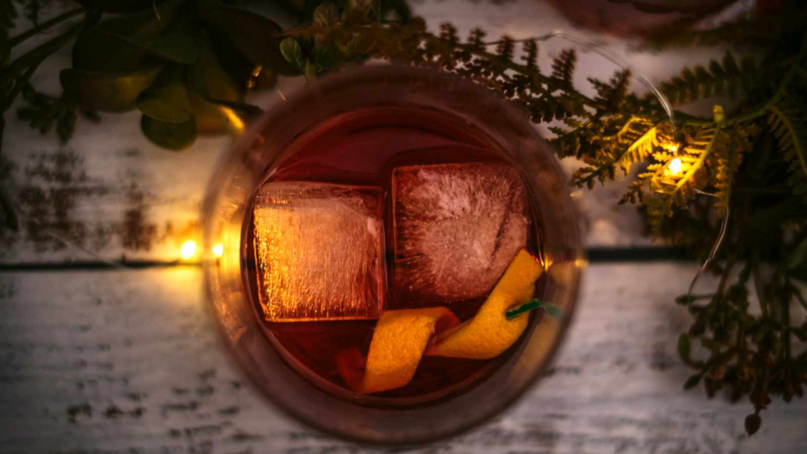 How to Make a Sloe Gin Negroni