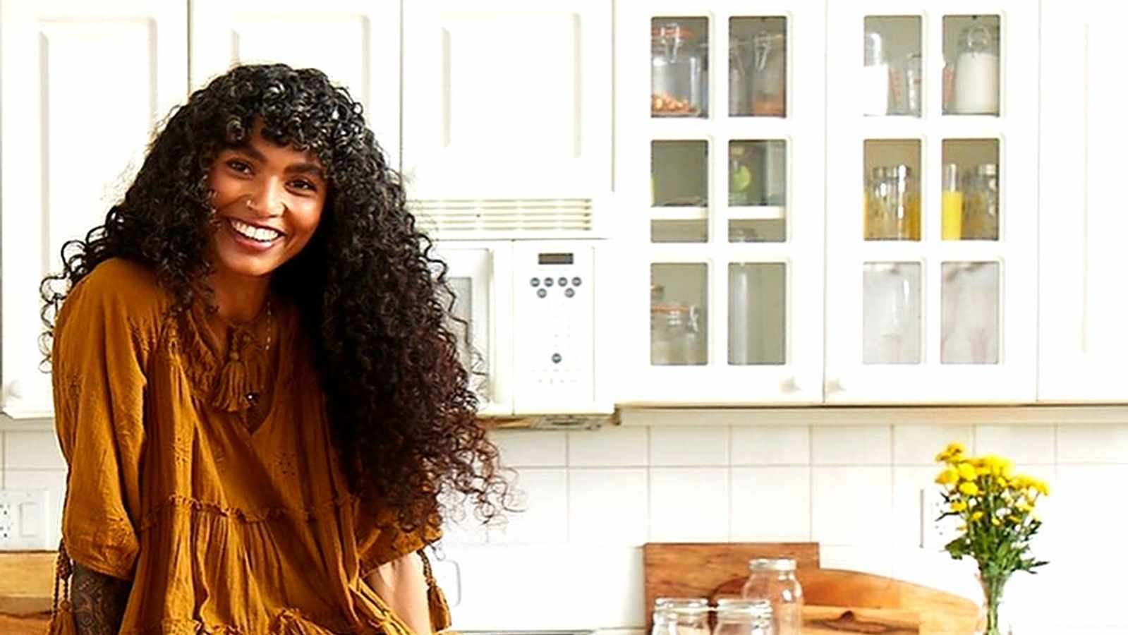 How Sophia Roe Gives Her Home Good Vibes