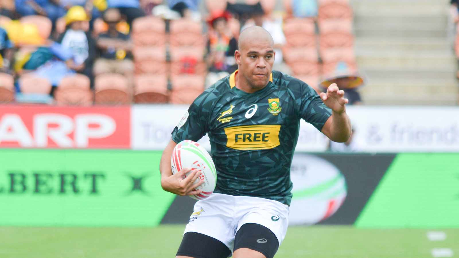 Davids hungry for Sevens title