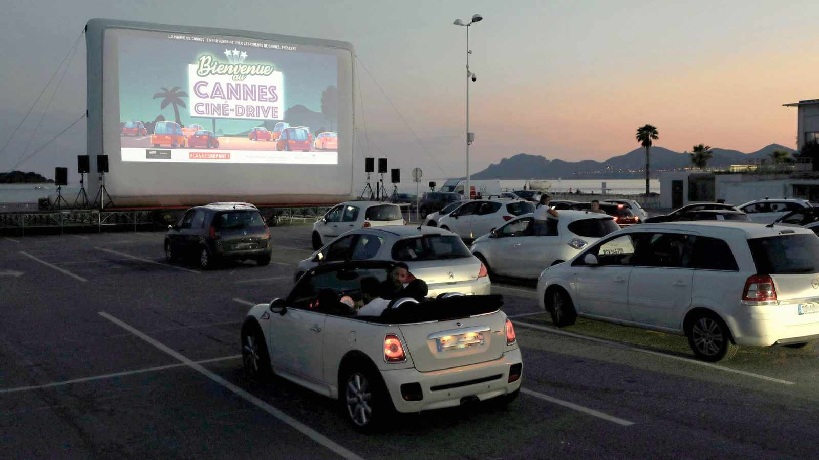 Drive-ins are coming back to Cape Town