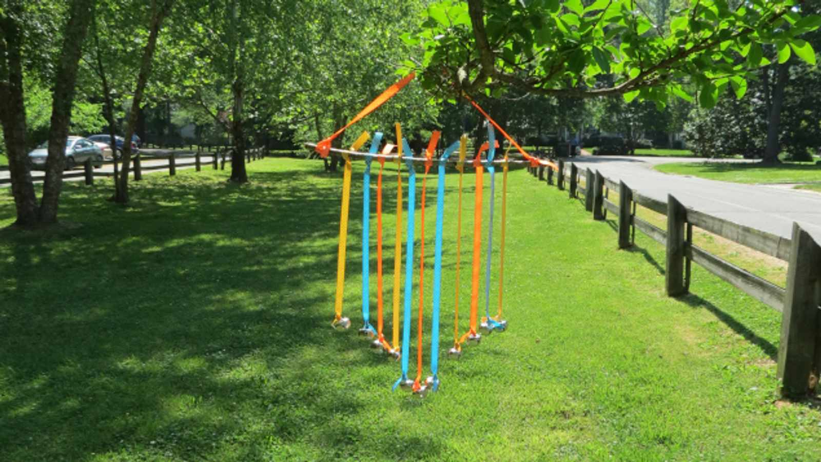 DIY Wind Chimes For The Kids