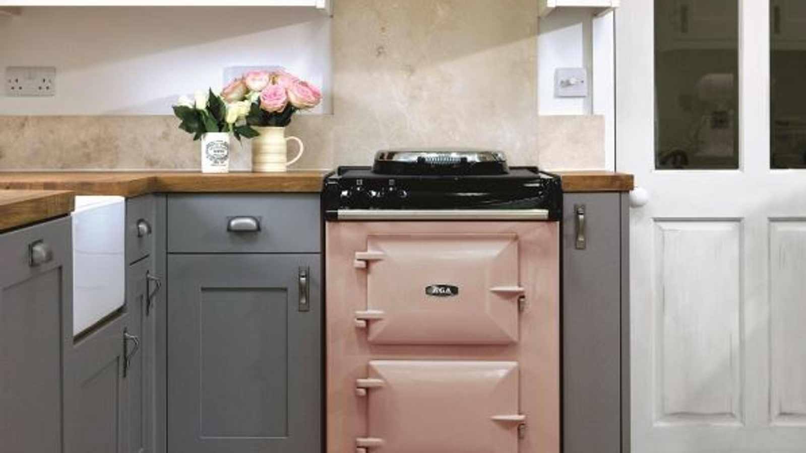 Add A Touch Of Pink To Your Kitchen
