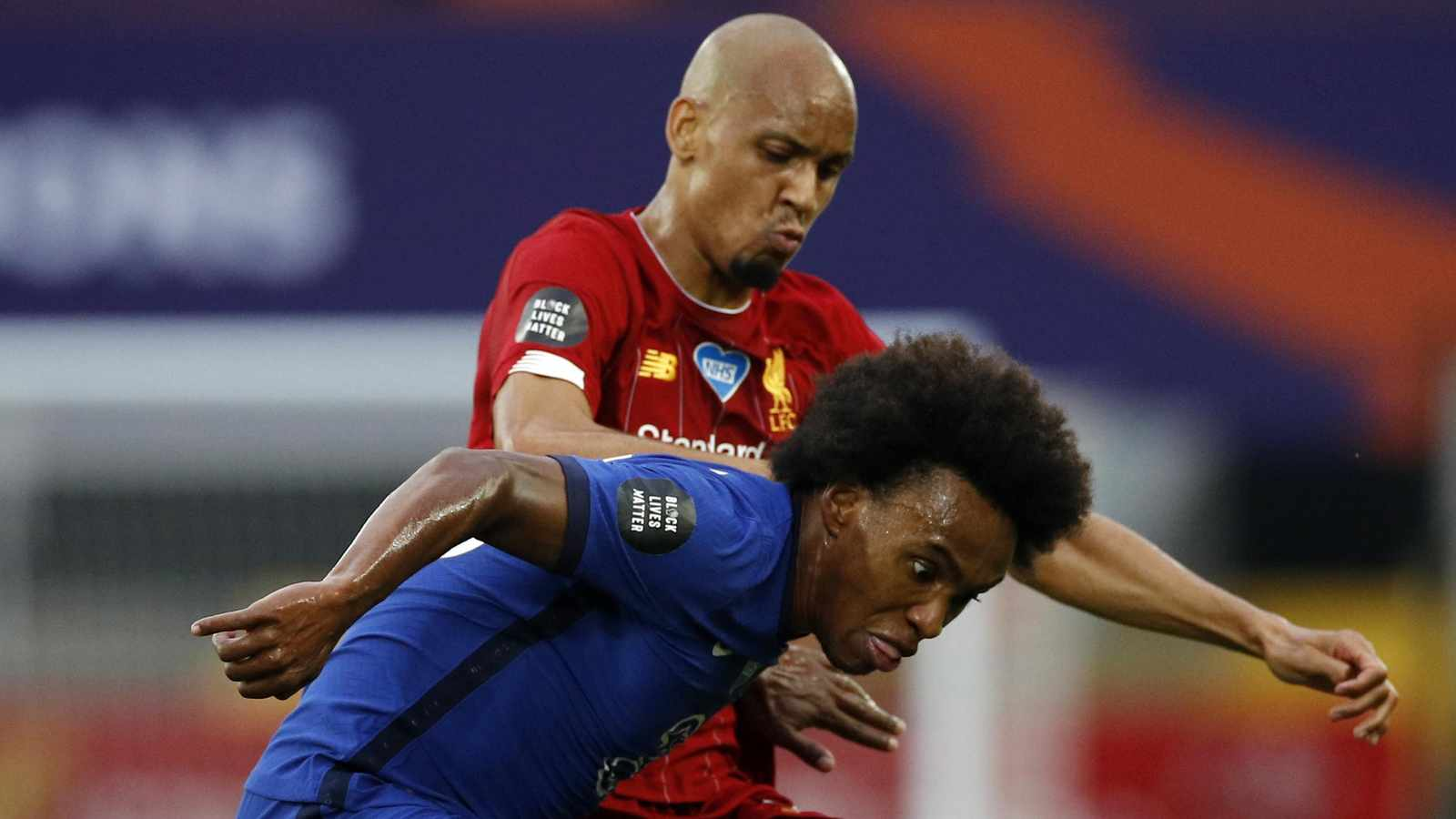 Willian's Arsenal link gives Blues coach a kopseer
