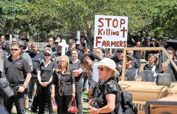 Alarm over spike in farm attacks - IOL