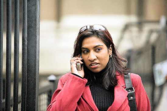 Ranjeni Munusamy backtracks on cross-examination of state capture witnesses - IOL