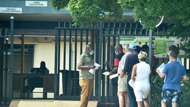 Waltloo licensing centre among services hit by coronavirus in Tshwane