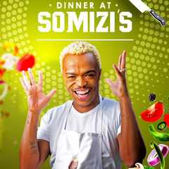 First look at Somizi's cooking show
