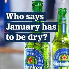 WIN A HEINEKEN 0.0 #DRYJANUARY PACK