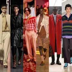 The 16 biggest Autumn/Winter 2021 trends for men