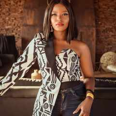 GLAMOUR Women's Month Series: Lesedi Mashale