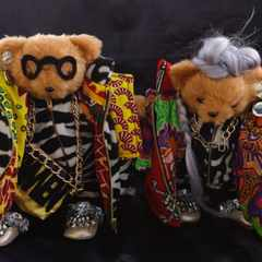 16 days of Activism: 36 top SA designers, launch first annual BRAVE HEART BEARS initiative