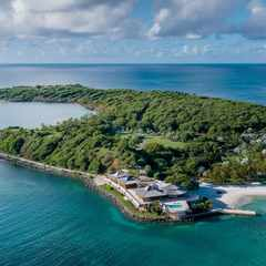 SEE: Melinda Gates' private Caribbean escape