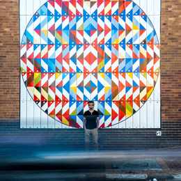 Meet 100% Design South Africa's First-Ever Feature Artist of The Year, r1