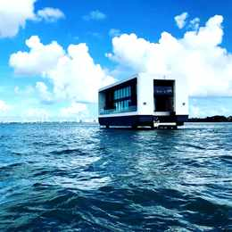 Inside a $5.5M (R815M) Floating Mansion in Miami