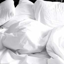 WATCH: How to change your duvet cover in 60 seconds