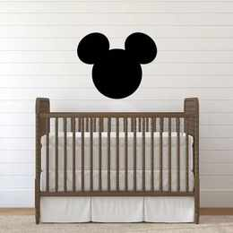 Trend alert: How to style a Mickey Mouse nursery