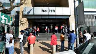 Covid-19: Four employees test positive at Department of Health in Pretoria CBD