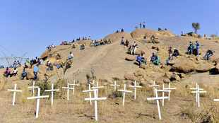 Seven years and still no justice for Marikana families