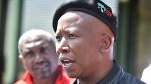 Re-opening economy is reckless and black people will die, says Julius Malema