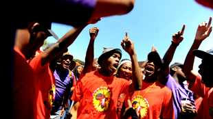 Numsa to picket at Belle Ombre until Areyeng strike resolved
