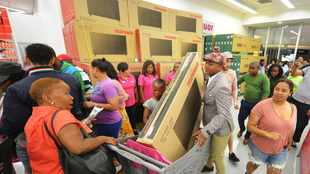 GALLERY: Black Friday madness takes over SA shoppers